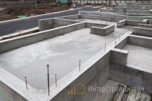 Строительство фундаментов «под ключ»