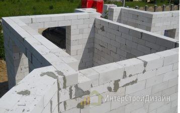 Строительство дома из газобетона — Екатеринбург
