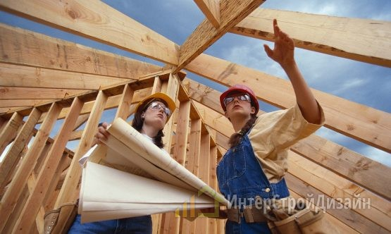 Строительство крыши «под ключ»