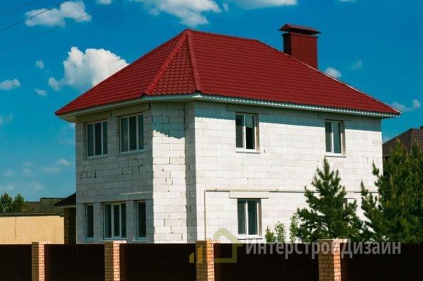 Цена строительства дома из пеноблоков «под ключ»
