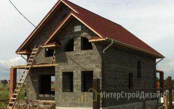 Строительство домов из арболита в Екатеринбурге