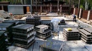 Строительство домов из бризолита