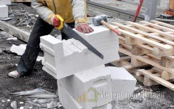 Строительство домов из твинблока под ключ