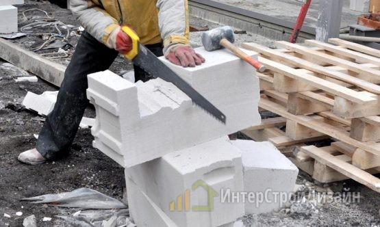 Проектирование домов из твинблока